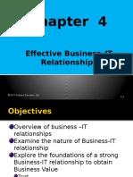 Mist360 effective Business-IT relationship