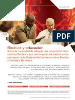 Bioetica Maria Casado Gonzalez