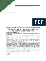 Tablas Dreamweaver