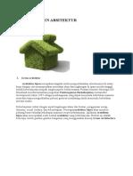 Contoh Green Arsitektur