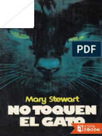 No Toquen El Gato - Mary Stewart