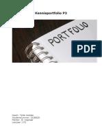 kennisportfolio p3