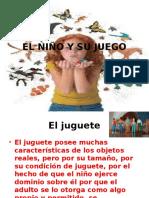 EL NIÑO Y SU JUEGO
