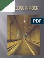 Tunelling in Rock
