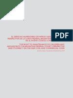 Art=D. ALIMENT N y ADOLESC - PERSP CORTE FED ARGENT