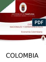 exportaciones en colombia 2004-2014