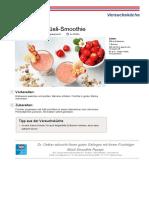 Rezept Fruchtiger Muesli Smoothie Dr. Oetkar