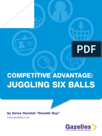 Competitive Advantage-Juggling Six Balls
