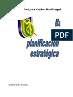 Bases de La Planificacion Estrategica--elizabeth