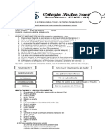 Examen Bimestral VIIunidad Civica