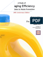 2016 Packaging Efficiency Study-The ULS Report
