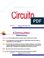 Teo Circuito 1 - Definicion