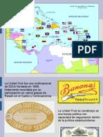 United Fruit en Centro América