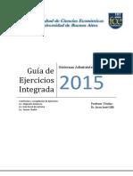Guia de Ejercicios Sistemas Administrativos