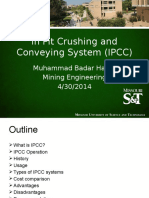 In Pit Crushing & Conveying