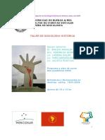 [Curso] Taller de Sociología Histórica (Buenos Aires)