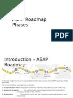 ASAP Roadmap Phases V1.0