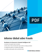 Informe Global de Fraude