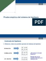 Fundamentos de Contraste Estadístico de Hipotesis