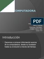Disertacion Del Computador