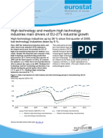 Euro Stats High Tech Industry
