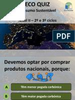 Consumo sustentável | Quiz 2.pdf