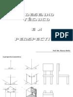 O Desenho Técnico e a Perspectiva