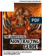 The Unofficial Aion Crafting Guide