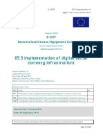 D5.5 Implementation of Digital Social Currency Infrastructure