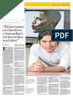 Christian O'mare, RETRATO DE entrevista .Elcomercio_2016-03-26_#32