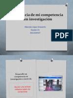 Evidencia e- portafolio Unidad 3 Mlopez