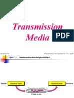 Pertemuan 2 Transmision Media