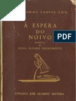 À Espera Do Noivo - Pe. Casemiro Campos
