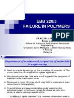 4. Polymer Failure