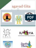 El Bhagavad Gita Porque Estudiar