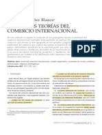 Teor as de Comercio Internacional