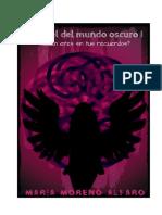 El Ángel Del Mundo Oscuro - María Moreno Alfaro