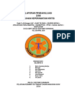 COVER LP + ASKEP PNEUMONIA+GAGAL NAFAS DI ICU GBPT April 2O14