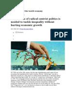 Economist Progressivism
