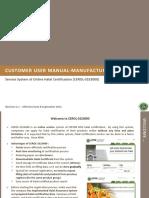 Manual CEROL-Manufacturing (English 2.1)