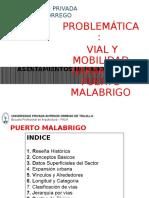 VIAS 1 puerto  malabrigo