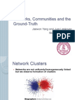 Ground Truth Communities