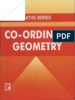 Co-Ordinate Geometry by NP Bali
