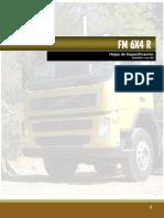 Ficha Técnica Volvo FM