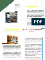 FICHA Encuentro Personal