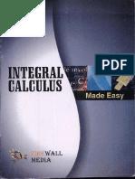 Integral Calculus-Made Easy by Deepak Bhardwaj