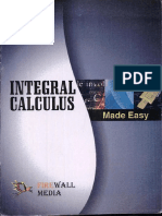 Integral Calculus-Made Easy by Deepak Bhardwaj