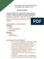 Química 2º Año Polimodal 4 trabajo de blog de quimica