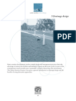 5. Drainage Design