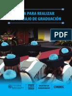 Guía Para Realizar Trabajos. Facultad 2013